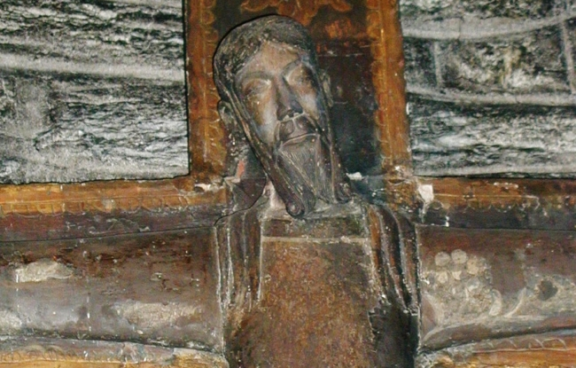 Prunet et Belpuig「キリスト像」