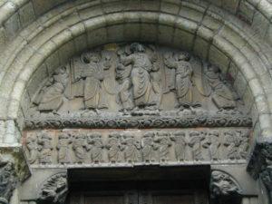 Toulouse / St.Sernin「昇天」