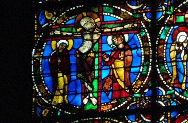 Chartres「磔刑」