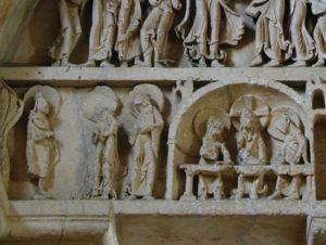 Vezelay「エマオの巡礼」