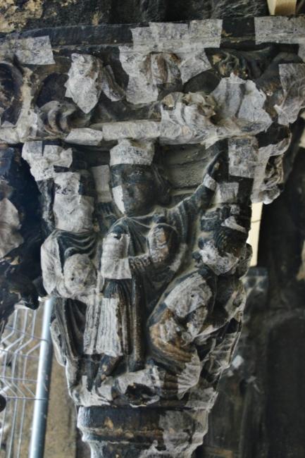 Arles 「マギの礼拝」