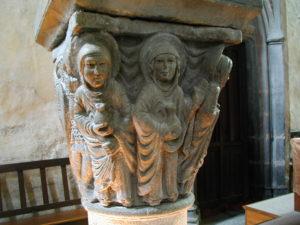Mozac「墓における聖女たち」