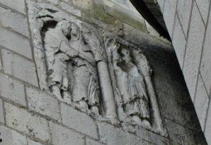 Selles sur Cher 彫刻