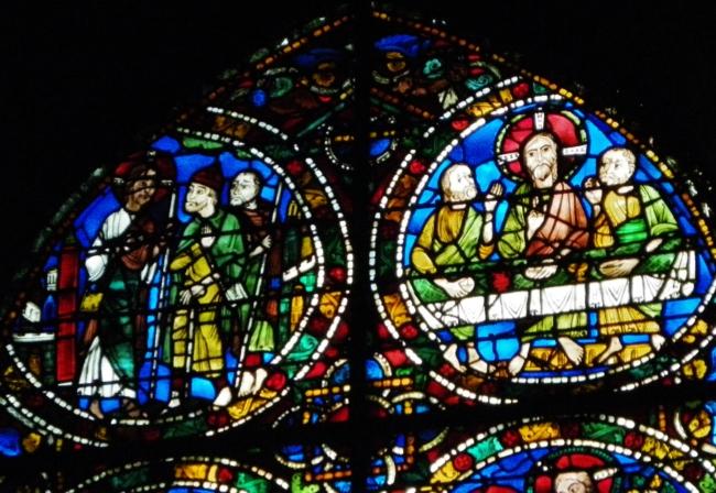 Chartres「エマオの巡礼」