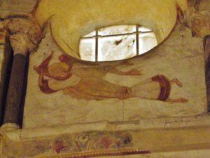Poitiers / Baptistere St.Jean 壁画