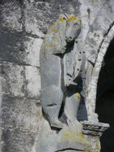 Chartres「 ロバと竪琴」