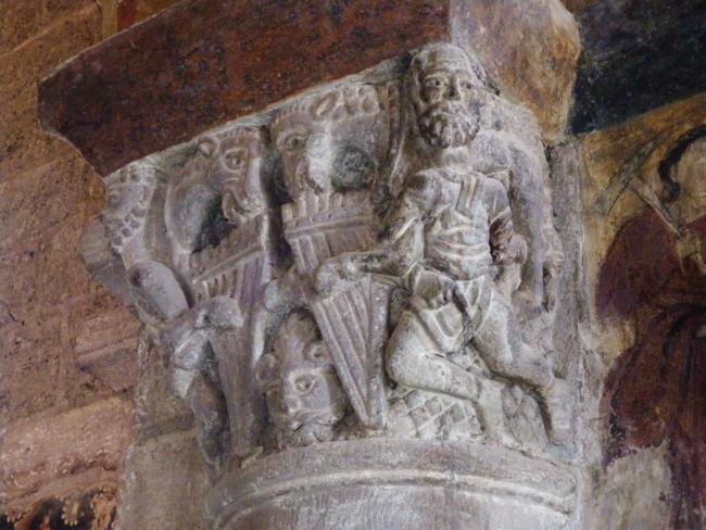 Brioude「 ロバと竪琴」