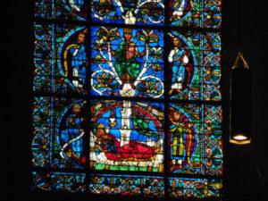 Chartres 「エッサイの木」