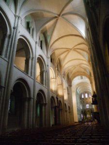 Normandie Caen St.Etienne リブ・ヴォールト