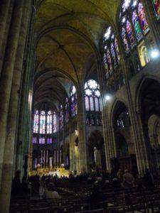 St.Denis 身廊