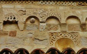 Cortazzone 壁面彫刻