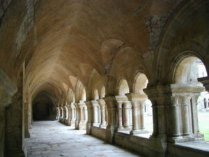 Fontenay 回廊