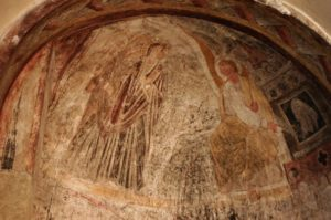 Le Puy Cathedrale 壁画