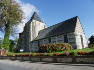 St.Jean d'Abbetot 全景