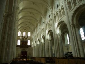 St.Martin de Boscherville 身廊
