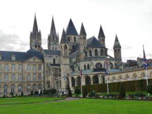 Caen / St.Etienne 後背部