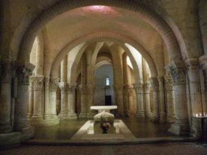 Poitou-Charentes / Saintes / St.Eutrope