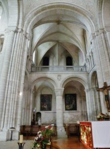 St.Martin de Boscherville 翼廊