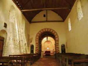 St.Ceneri le Gerei 身廊