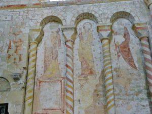 St.Jean d'Abbetot 壁画