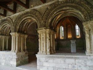 St.Martin de Boscherville 集会室