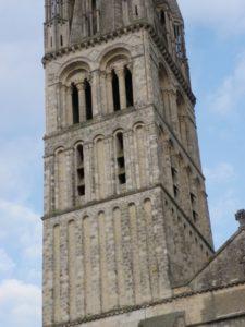 Caen / St.Etienne 塔