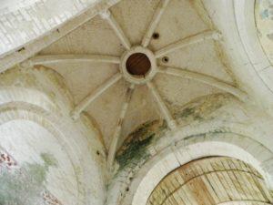 St.Jean d'Abbetot ドーム