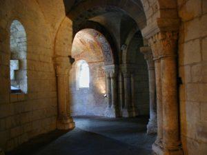 St.Aignan sur Cher クリプト
