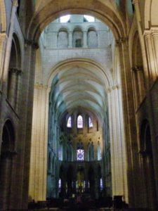Caen / St.Etienne 内陣