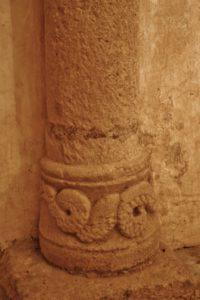 Duravel 台座彫刻