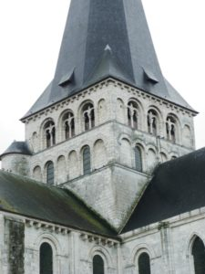 St.Martin de Boscherville 塔