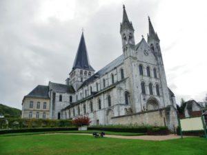 St.Martin de Boscherville 全景