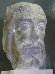 St.Denis タンパン彫刻 1140頃