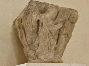 柱頭彫刻 12c中期