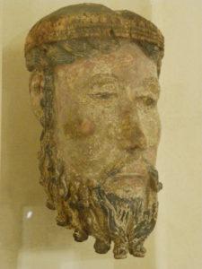Lavaudieu 彫刻 12c中期