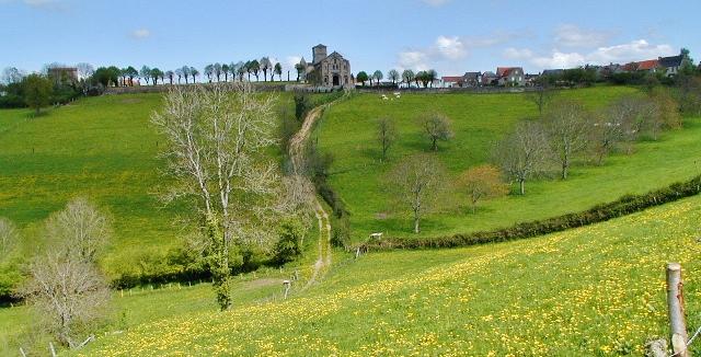 France Auvergne / Chatel-Montagne