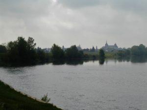 St.Benoit sur Loire 全景