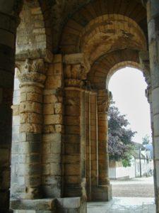 St.Benoit sur Loire 柱頭