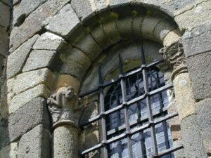 Brageac 窓