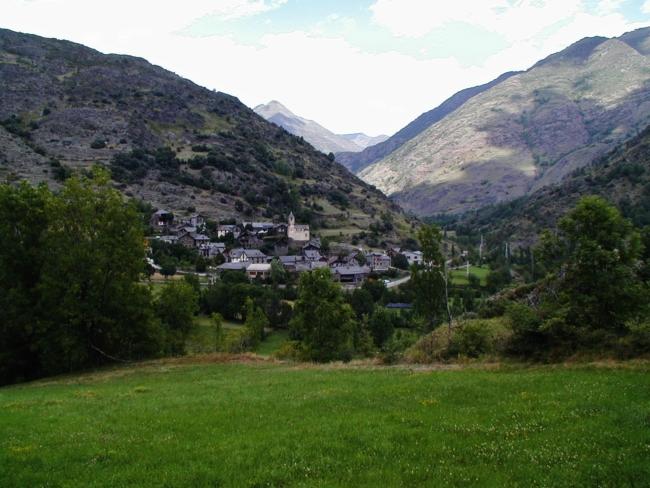 Vall de Cardos  (カルドス谷)/  Lladorre