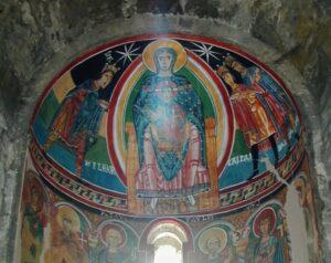Taull / Santa Maria 壁画